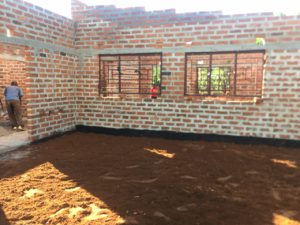 New Community Center In Zambia