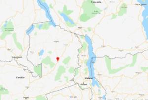 ligging Chilonga